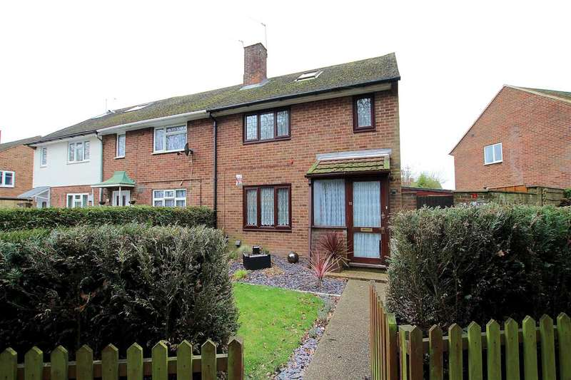 2 Bedrooms End Of Terrace House for sale in 2 DOUBLE BEDS END TERRACE with CORNER PLOT GARDENS, HP1