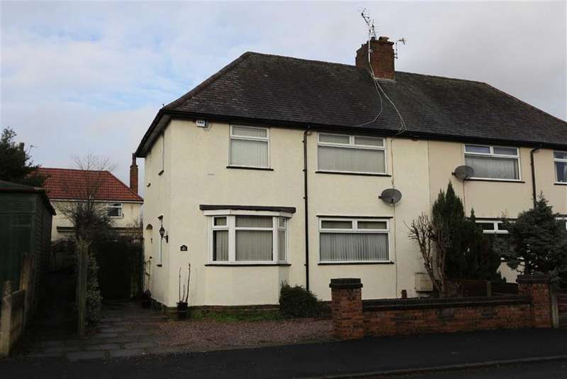 3 Bedrooms Semi Detached House for sale in 47, Francis Road, Manchester