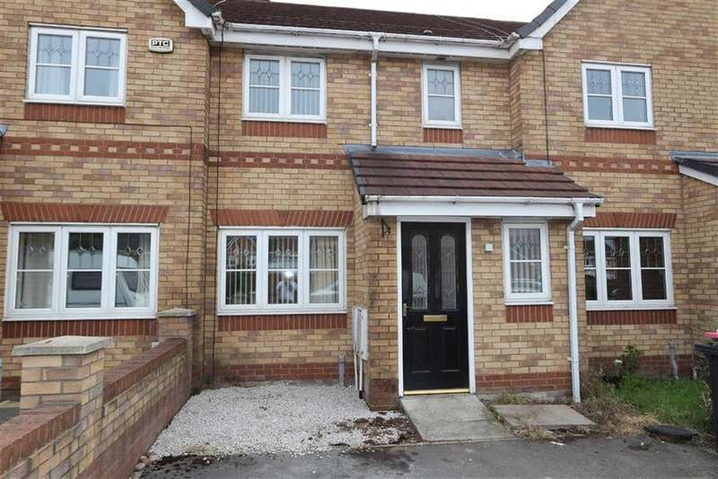 3 Bedrooms Terraced House for sale in 24, Calamanco Way, Manchester