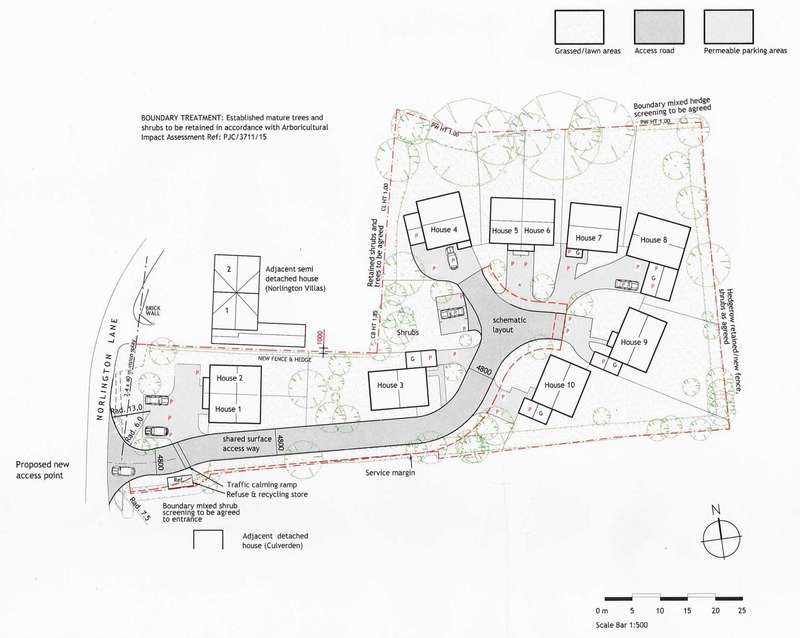 Land Commercial for sale in Norlington Lane, Ringmer