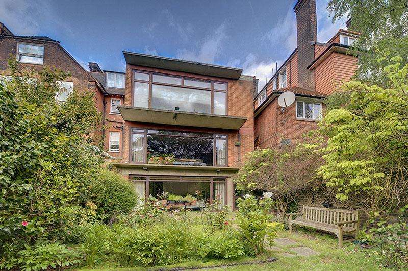 4 Bedrooms Semi Detached House for sale in REDINGTON ROAD, HAMPSTEAD, LONDON NW3