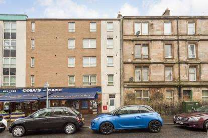 1 Bedroom Flat for sale in Whitehill Street, Dennistoun, Glasgow