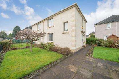 3 Bedrooms Semi Detached House for sale in Fraser Avenue, Rutherglen
