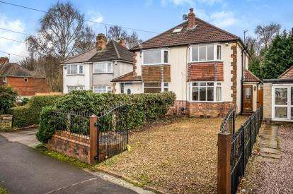 2 Bedrooms Semi Detached House for sale in Barn Lane, Solihull, West Midlands