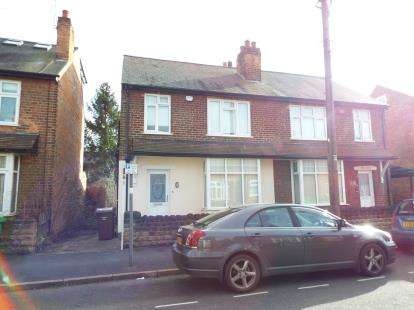 6 Bedrooms Semi Detached House for sale in Highfield Road, Nottingham, Nottinghamshire