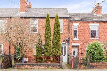 3 Bedrooms Terraced House for sale in Princess Street, Chesterfield, Derbyshire