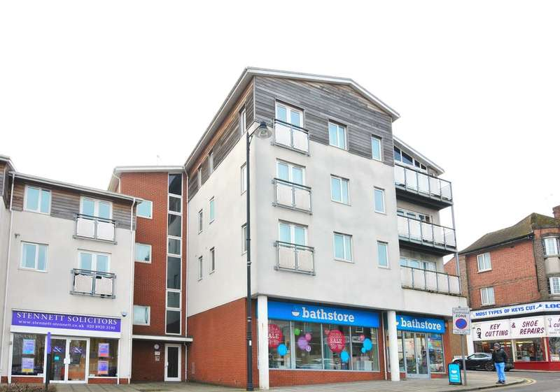 2 Bedrooms Flat for sale in 2A Winchmore Hill Road, Southgate, london, N14