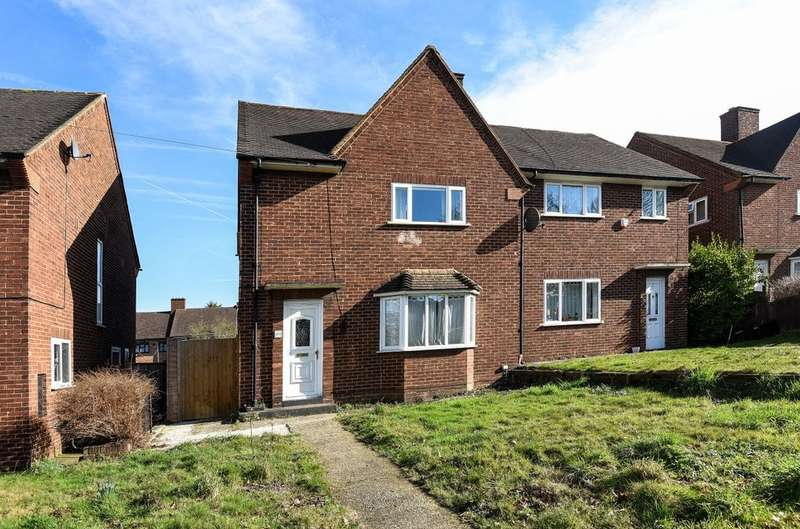 3 Bedrooms Semi Detached House for sale in Mottingham Road, Mottingham, London SE9