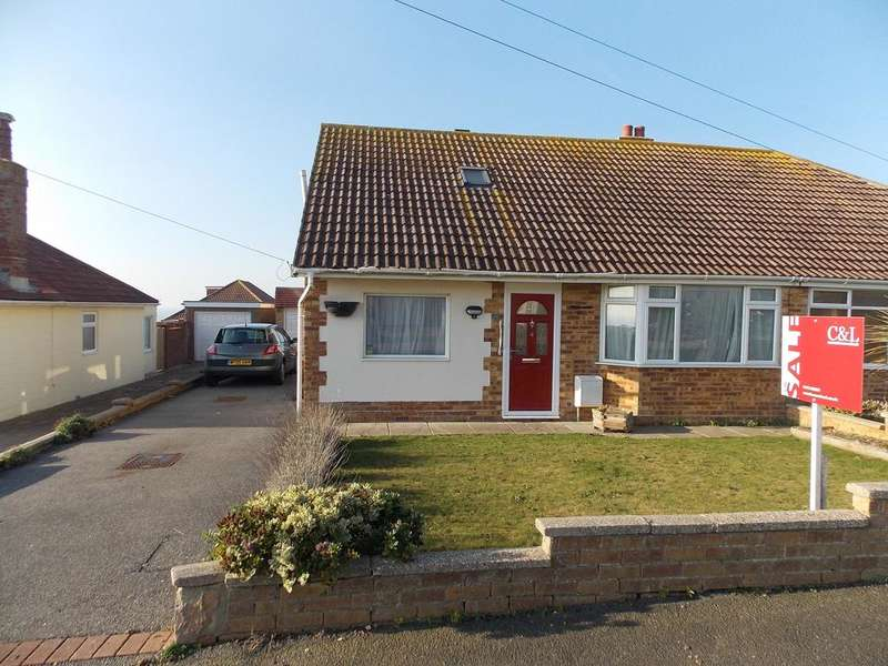 3 Bedrooms Semi Detached Bungalow for sale in Seaview Avenue, Peacehaven,