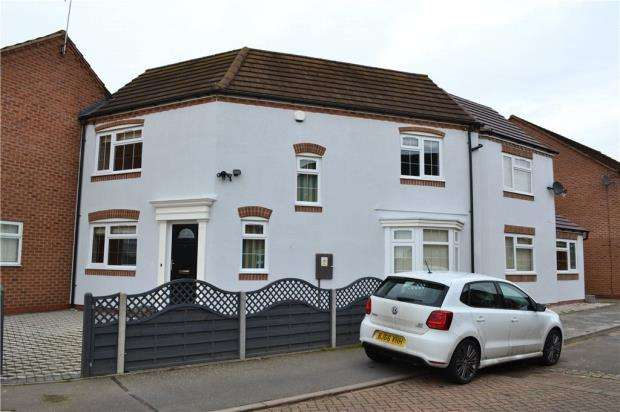4 Bedrooms Detached House for sale in Elizabeth Way, Walsgrave, Coventry, West Midlands