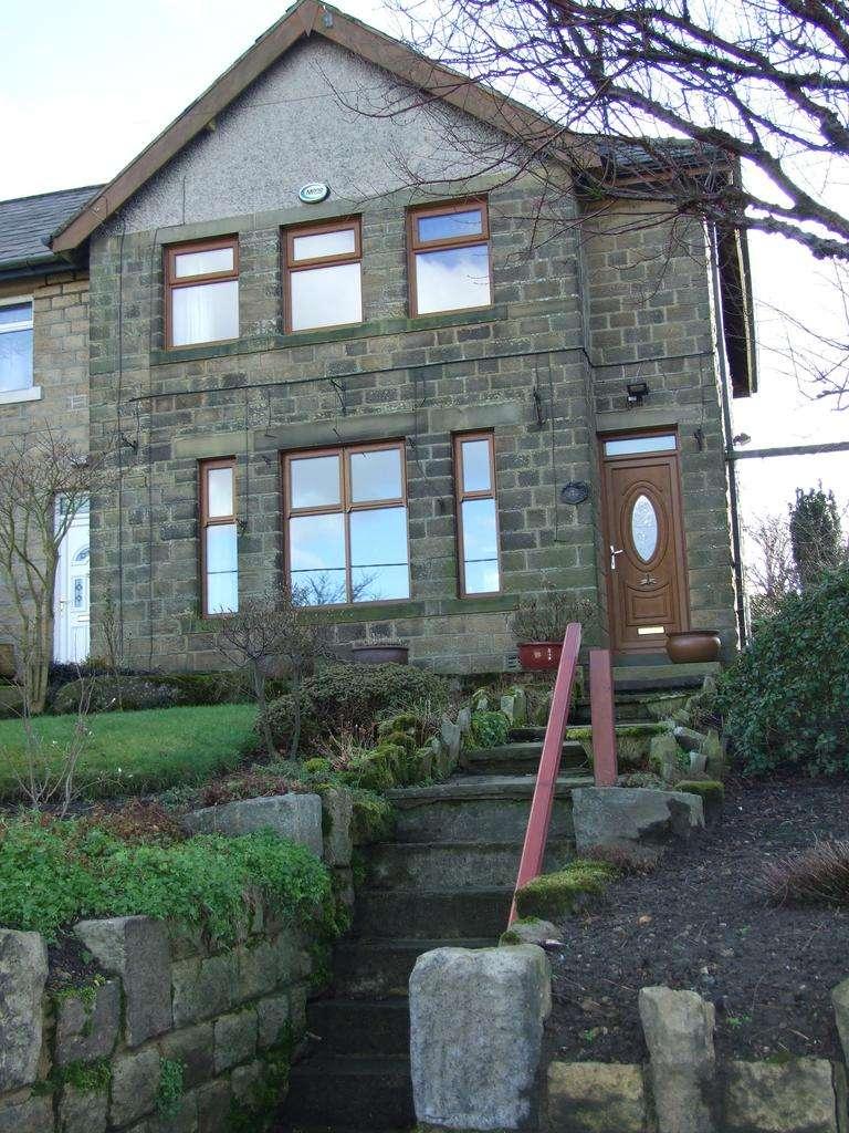 3 Bedrooms End Of Terrace House for sale in Delph Lane, Delph, Saddleworth OL3
