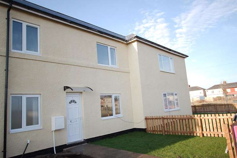 3 Bedrooms Terraced House for sale in Raby Square, Raby Gardens, Hartlepool TS24, Hartlepool TS24