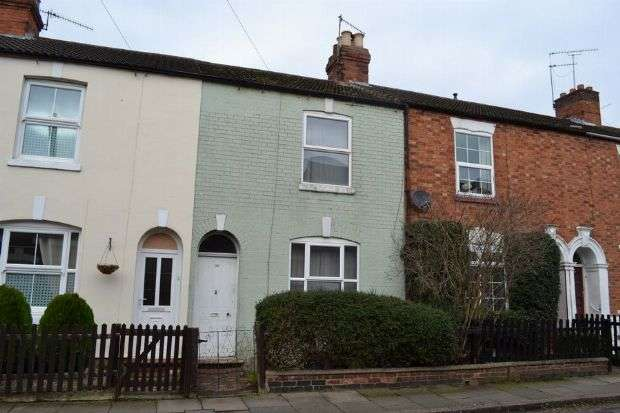 3 Bedrooms Terraced House for sale in Argyle Street, St James, Northampton NN5 5LJ