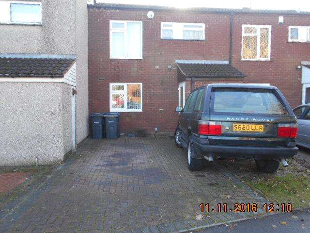 3 Bedrooms Terraced House for sale in Bickley Grove, Sheldon, Birmingham B26 3DH