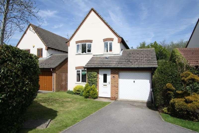 3 Bedrooms Detached House for sale in Cheltenham Gardens, Grange Park SO30