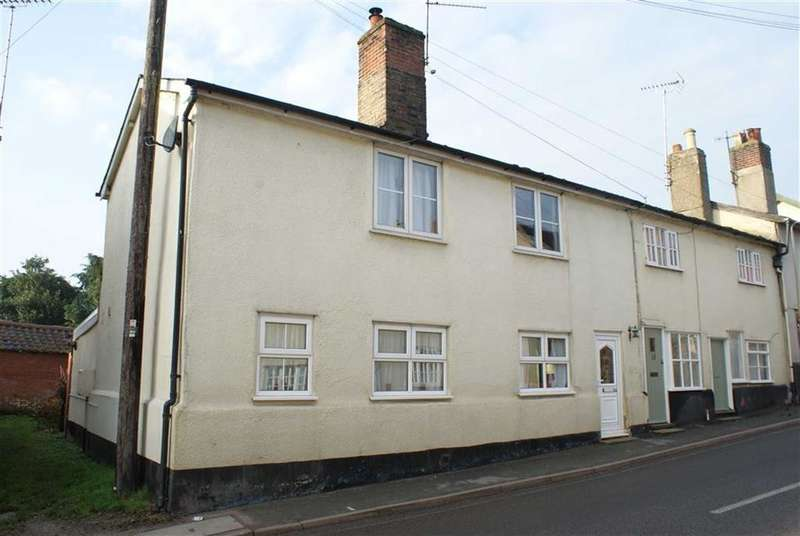 4 Bedrooms End Of Terrace House for sale in Lowgate Street, Eye, Suffolk