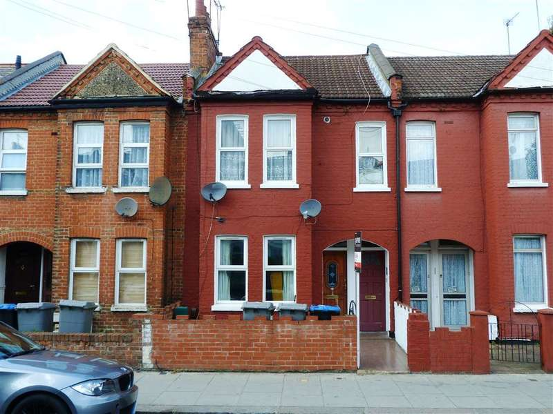2 Bedrooms Apartment Flat for sale in Chapter Road, Willesden, London