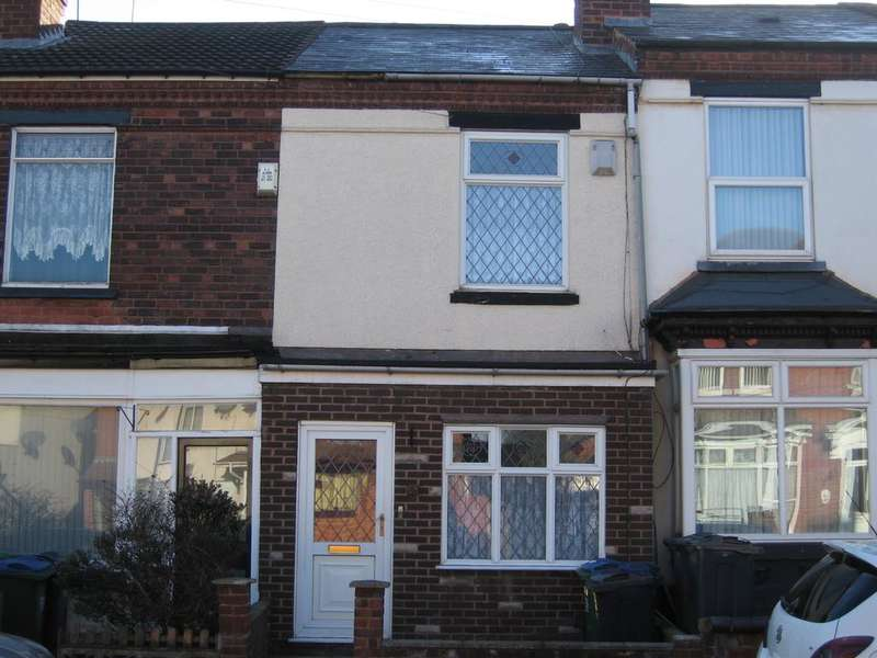 2 Bedrooms Terraced House for sale in Vicarage Road, West Bromwich B71