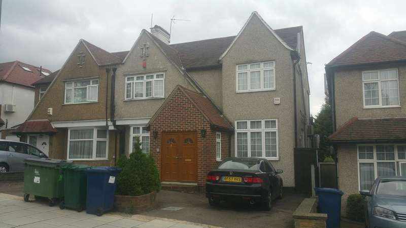 6 Bedrooms Semi Detached House for sale in Princes Park Avenue, London NW11