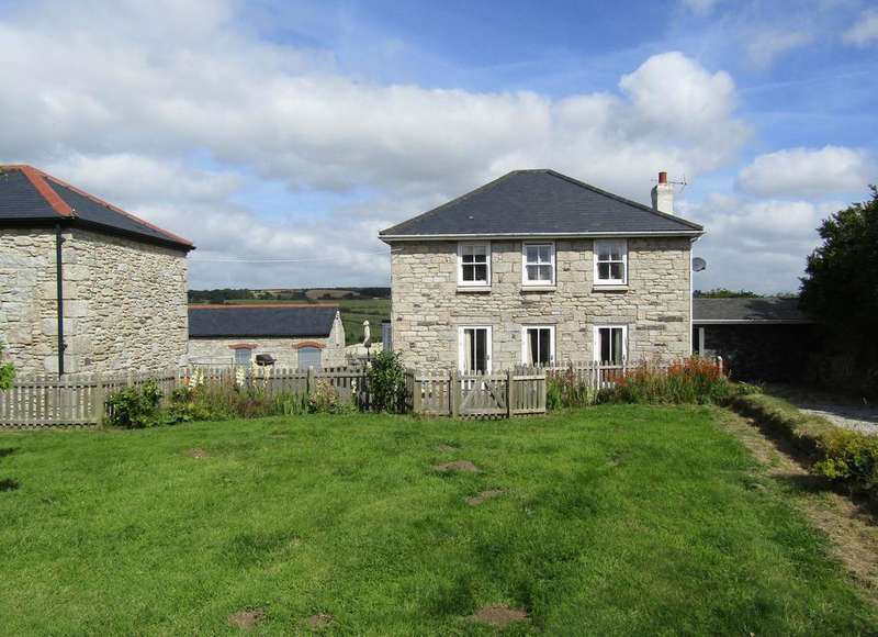 4 Bedrooms Unique Property for sale in 12 acre Residential Commercial Holding at Treverva, Penryn TR10