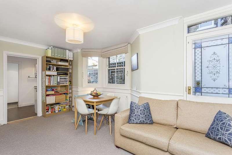 2 Bedrooms Flat for sale in Davisville Road, London w12