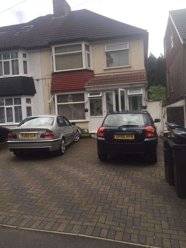 3 Bedrooms Semi Detached House for sale in Bromford Lane, Birmingham B8