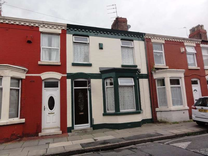 3 Bedrooms Terraced House for sale in Cretan Road, Wavertree, Liverpool L15