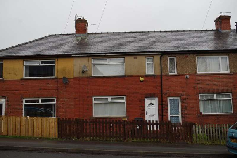 2 Bedrooms Terraced House for sale in Rye Lane, Pellon, Halifax HX2