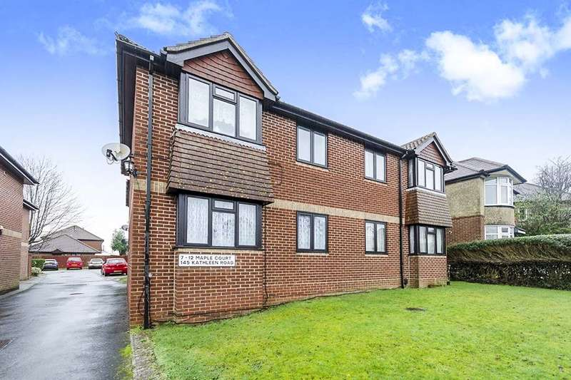 1 Bedroom Flat for sale in Kathleen Road, Southampton, SO19