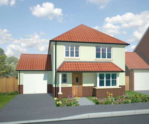 4 Bedrooms Link Detached House for sale in Durleigh Road, Bridgwater TA6