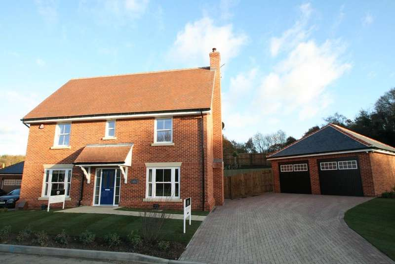 4 Bedrooms Detached House for sale in Plot 3, The Brackens, Great Burches Road, Thundersley