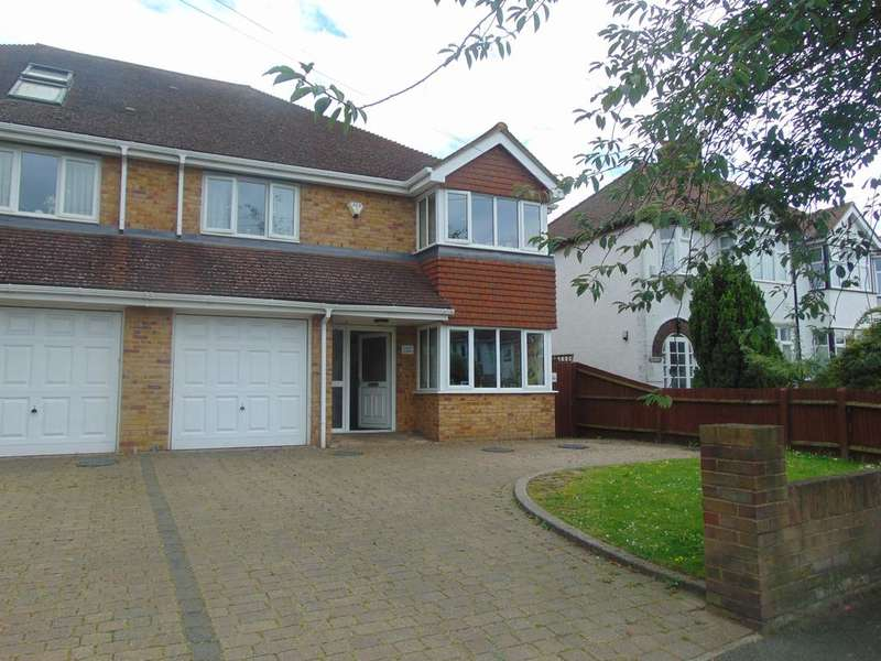 4 Bedrooms Semi Detached House for sale in Main Road, Orpington BR5