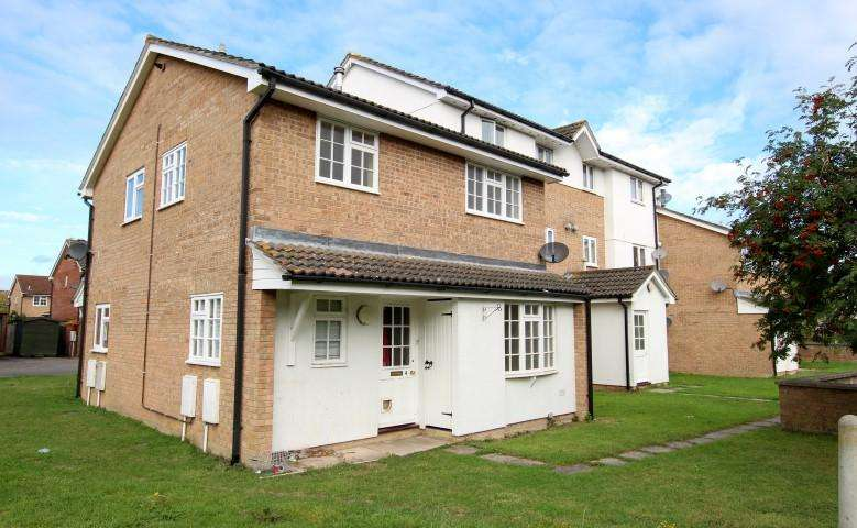 2 Bedrooms End Of Terrace House for sale in Grebe Close, Bridgwater TA6