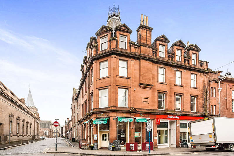 3 Bedrooms Flat for sale in King Edward Street, Perth, PH1