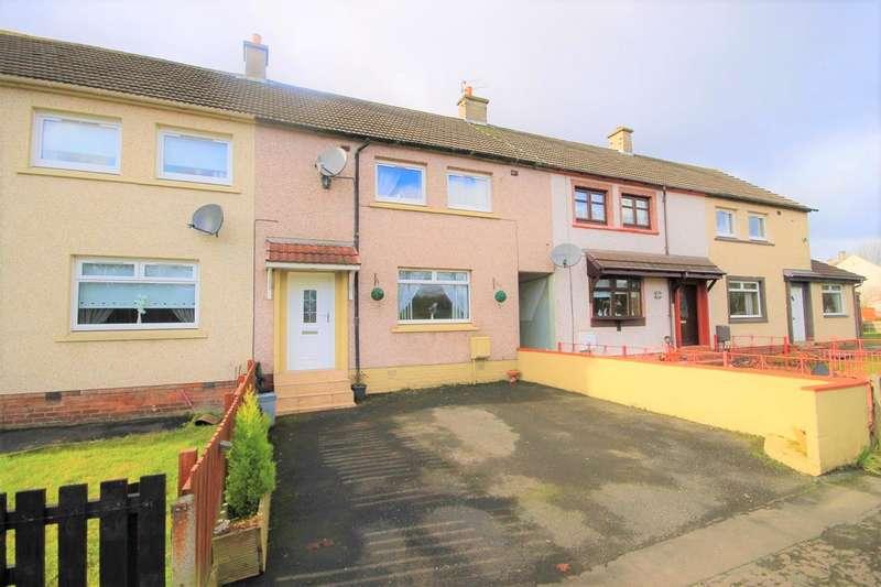 3 Bedrooms Terraced House for sale in Burn Crescent, New Stevenson