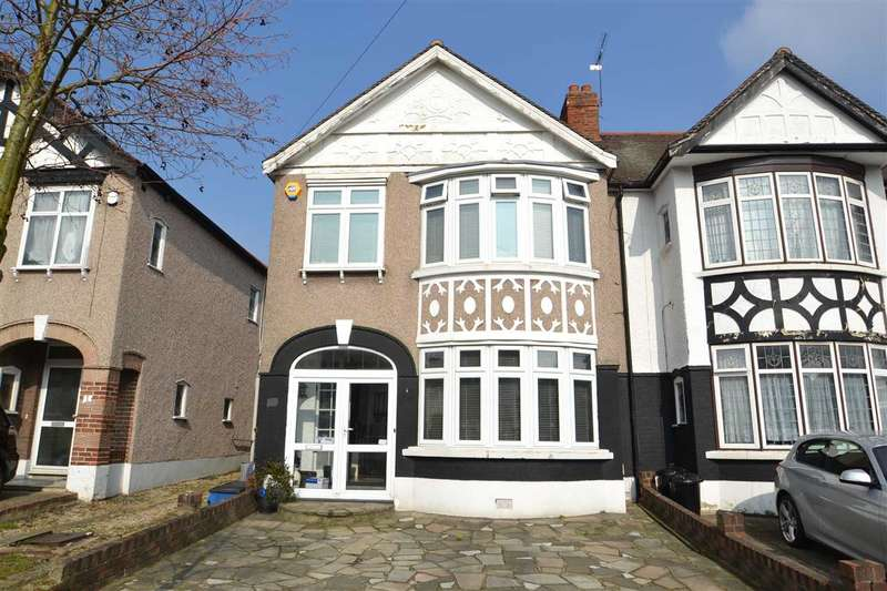 3 Bedrooms End Of Terrace House for sale in Northwood Gardens, Clayhall, Ilford