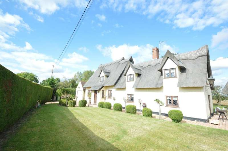 3 Bedrooms Cottage House for sale in Delvin End, Sible Hedingham, Halstead CO9