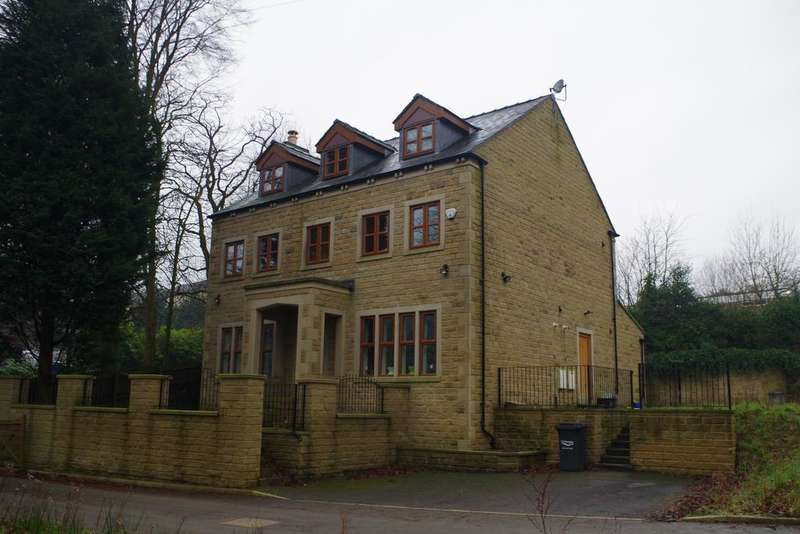5 Bedrooms Detached House for sale in Shaw Villas, Luddenden Lane, Halifax HX2