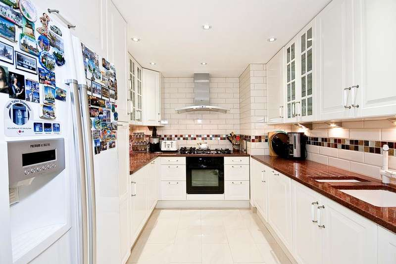 2 Bedrooms Apartment Flat for sale in Carlton Gate, Admiral Walk, Maida Vale, London W9