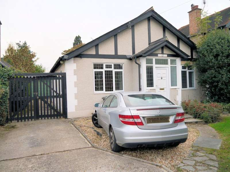 4 Bedrooms Detached Bungalow for sale in Clewer Hill Road, Windsor SL4