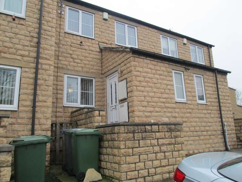 3 Bedrooms Terraced House for sale in Beech Tree Court, Fartown, Huddersfield, HD2 1EZ