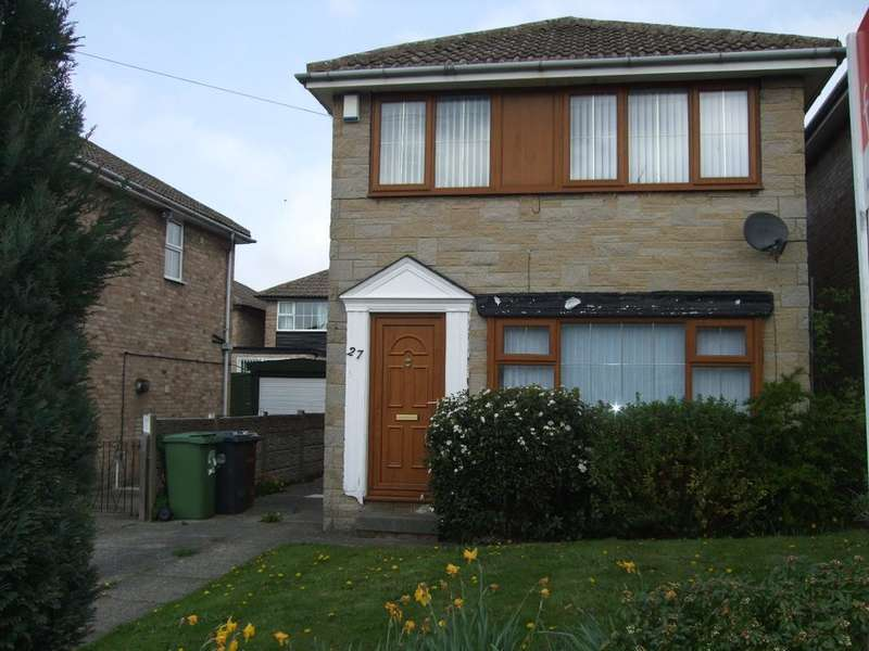3 Bedrooms Detached House for sale in WEST LEA GARDENS, WEST YORKSHIRE, LEEDS LS17