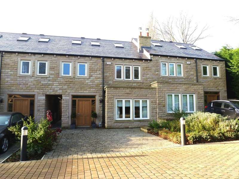 4 Bedrooms Town House for rent in Park Avenue, Roundhay, Leeds LS8 2JJ