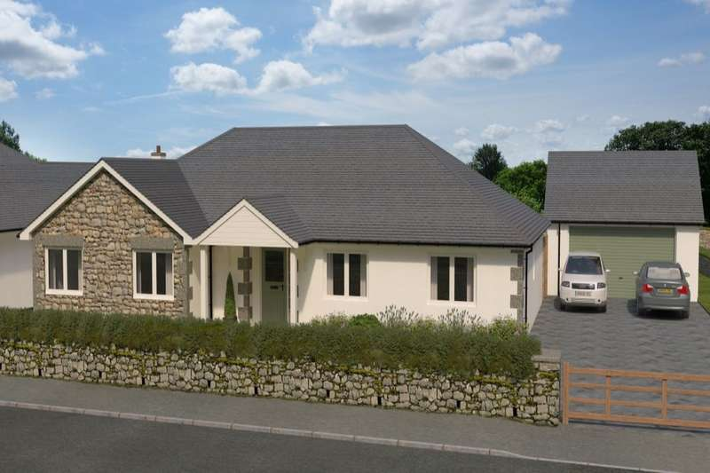 4 Bedrooms Detached Bungalow for sale in Elvan Three Stacks, West Tolgus, Redruth, TR15