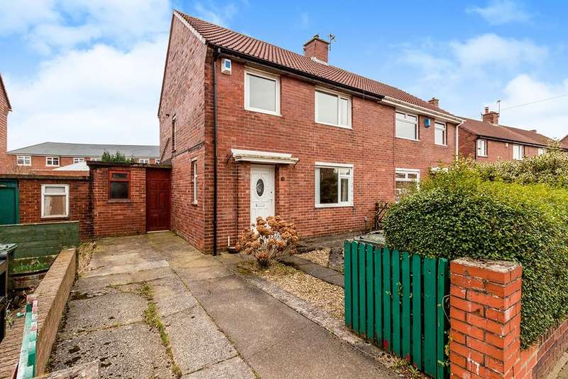 3 Bedrooms Semi Detached House for sale in Dorset Avenue, Wallsend, NE28