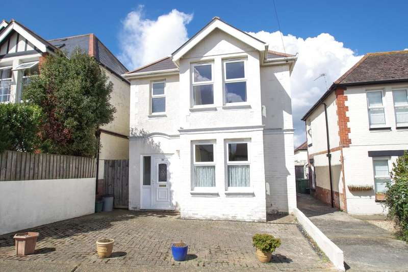 3 Bedrooms Detached House for sale in Littlestairs Road, Shanklin PO37