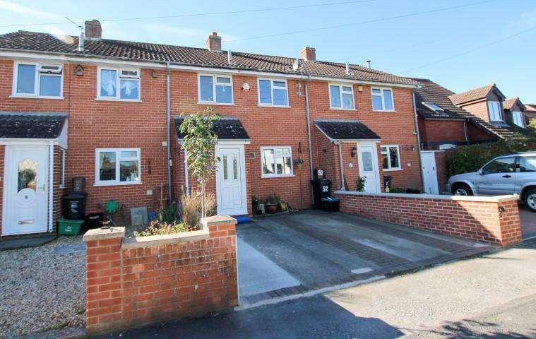 3 Bedrooms Terraced House for sale in Load Lane, Westonzoyland, Bridgwater TA7