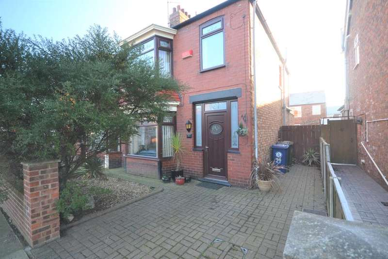 3 Bedrooms Semi Detached House for sale in Cypress, Redcar TS10