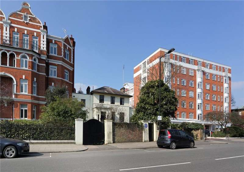 5 Bedrooms Land Commercial for sale in Grove End Road, London, NW8