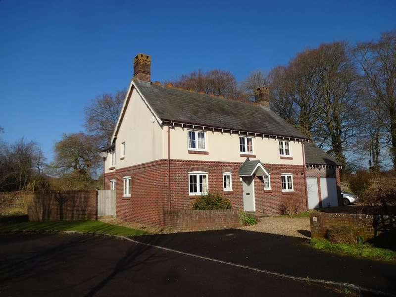4 Bedrooms Detached House for sale in Fosters Meadows, Winterborne Whitechurch DT11